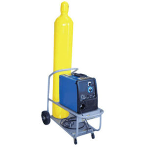 3 1//8 Steel Yellow Saf-T-Cart SC8FNNP-12 Cylinder Cap High Pressure